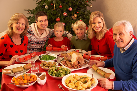 medical students and residents should spend holidays with their families