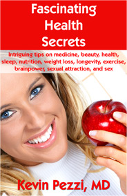 Fascinating Health Secrets e-book cover